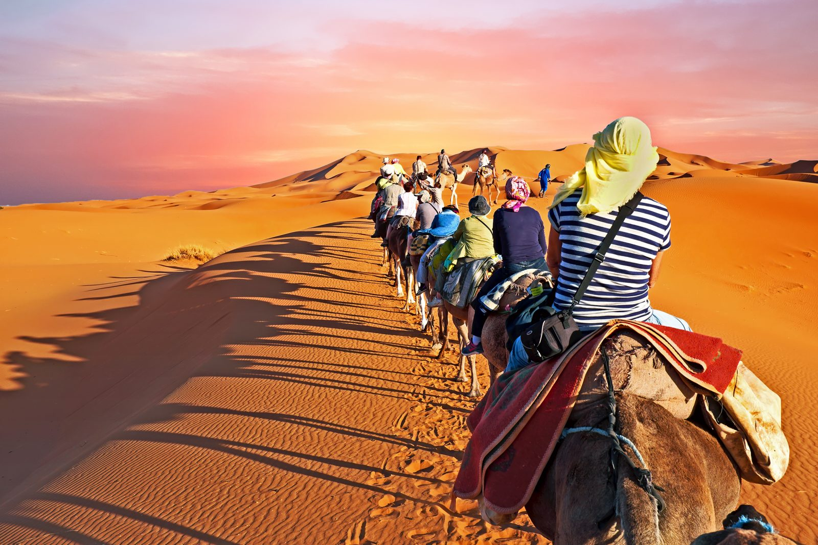 City and Desert Tour | Hasina Morocco Tours